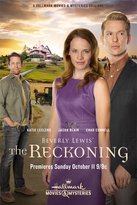 The Reckoning Poster Beverly Lewis